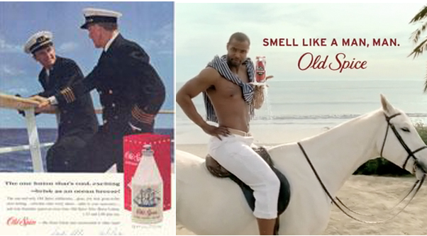 the effects of the old spice commercial on men and women consumers Toxic chemicals found in men's grooming products environmental defence releases report revealing toxic chemicals in men&rsquos grooming products tested products.